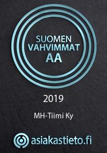 Suomen vahvimmat_MH-tiimi Ky