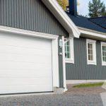 Nosto-ovet autotalliin ja varastoon